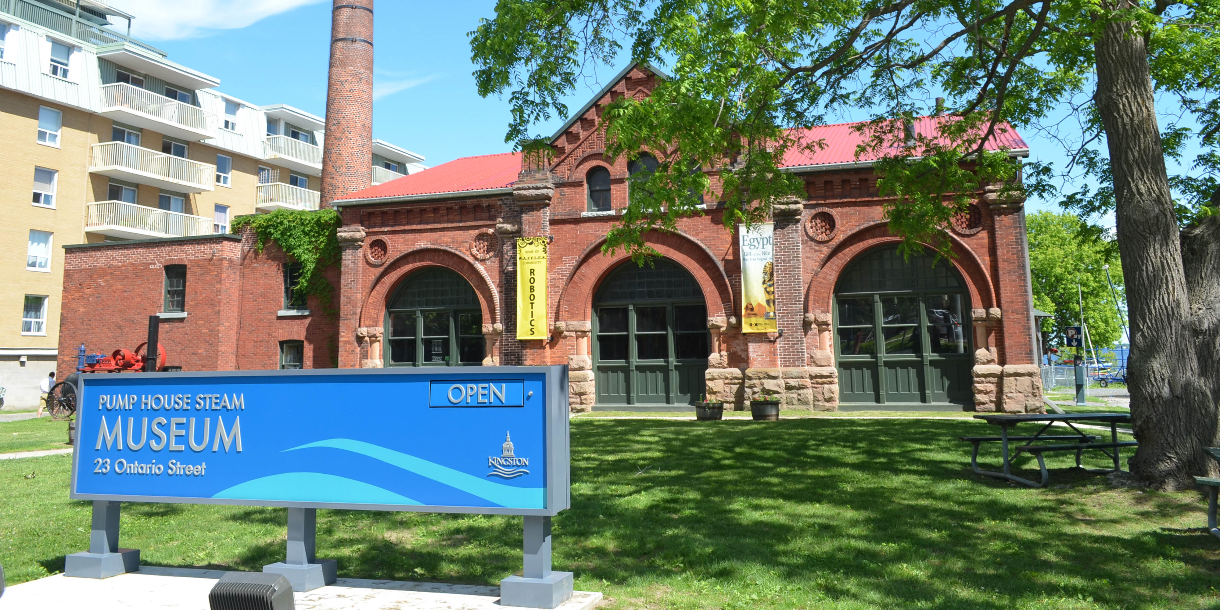 Kingston Pumphouse Museum