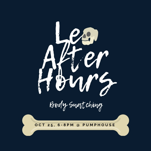 Leo After Hours creative